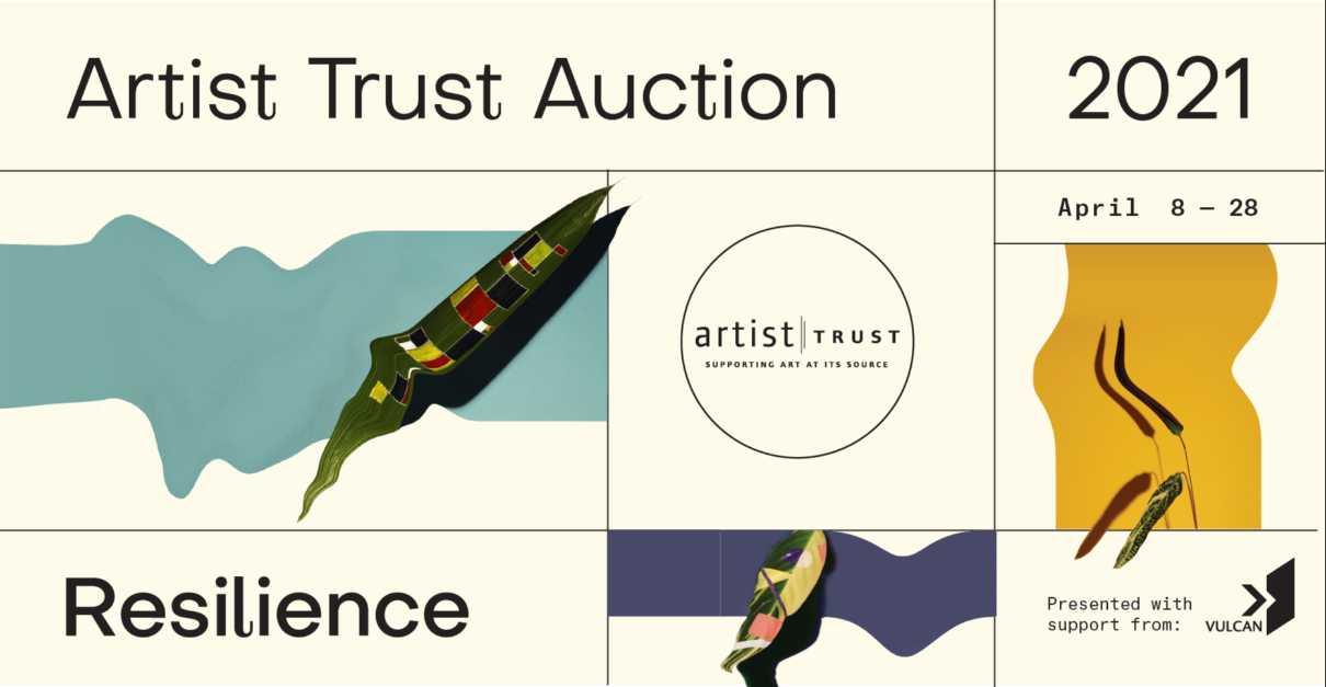 Artist Trust Auction 2021: Virtual Kick-Off Party