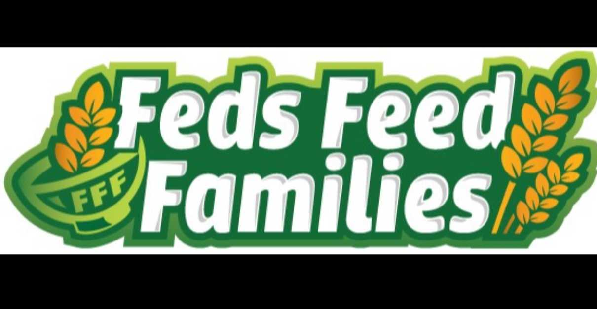 Feds Feed Families Food and Fund Drive!