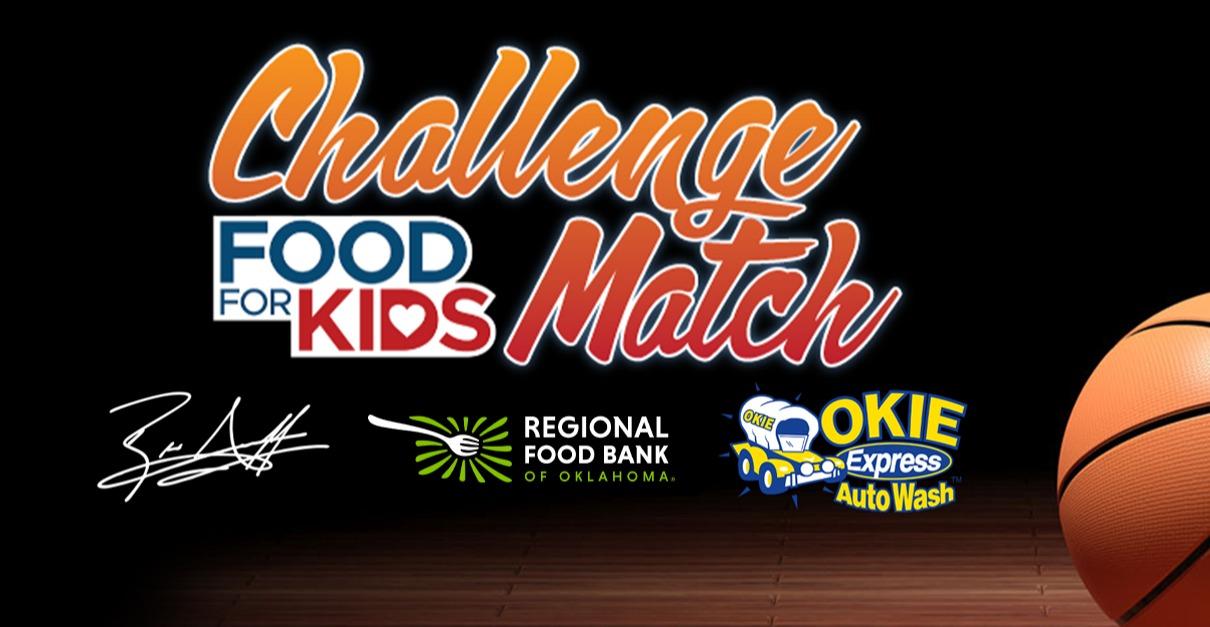 Food for Kids Challenge Match