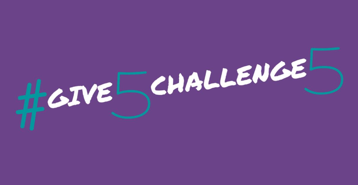 #Give5Challenge5