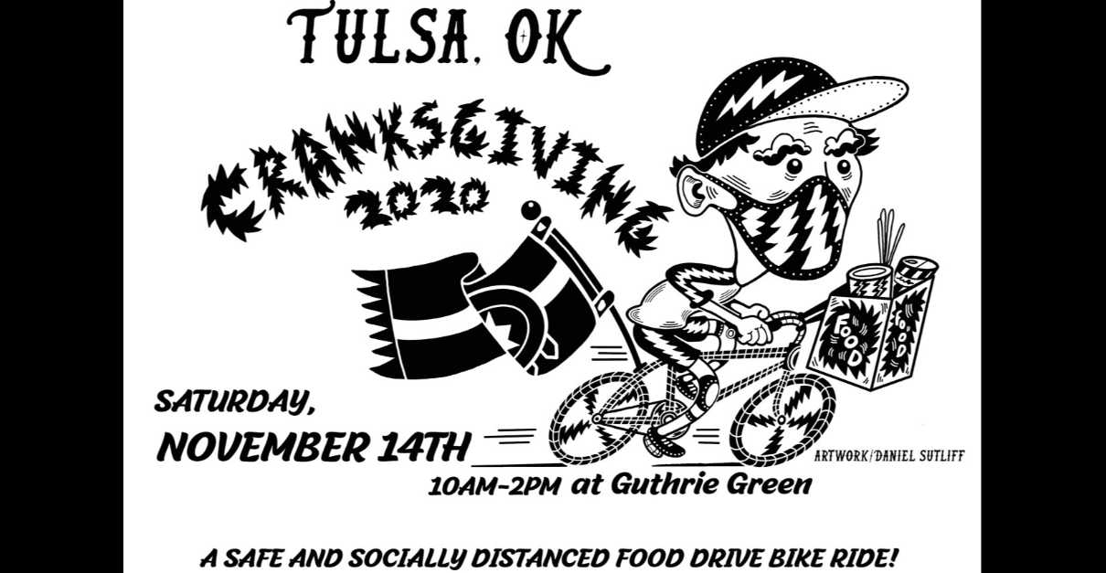 Cranksgiving Tulsa